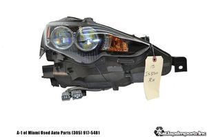14 15 16 LEXUS IS350 OEM LED RIGHT HEADLIGHT HEADLAMP IS250 for Sale in Hialeah, FL
