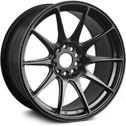 XXR 527 Flat Balck 17 x 7.5 Wheels for Sale in Newport Beach,  CA
