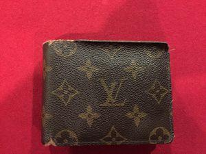 AUTHENTIC Louis Vuitton wallet for Sale in Nashville, TN