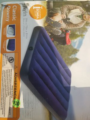 Twin air mattress for Sale in Rising Sun, IN