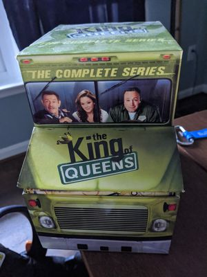 King of queens family Guy plus 20 other DVDs for Sale in Cheverly, MD