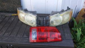 2005 Dodge Ram headlights & driver side tail light for Sale in San Antonio, TX