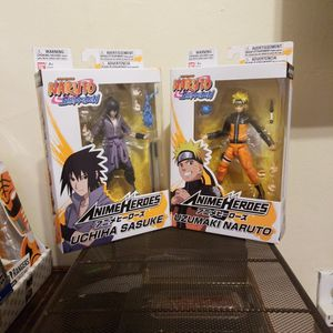 Naruto Anime Heroe Figures for Sale in Lyons, IL