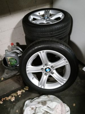 BMW RIMS /MICHELIN TIRES for Sale in Inglewood, CA