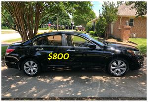 🔑🔑$8OO 🐇I sell my family car🐇2OO9 Honda Accord 🔑🔑 for Sale in Washington, DC