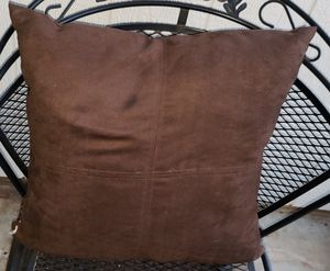 Chocolate Brown Pillows for Sale in San Angelo, TX