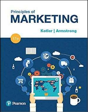Principles of Marketing by Philip Kotler, Gary Armstrong 9780134492513 eBook PDF free instant delivery for Sale in Ontario, CA