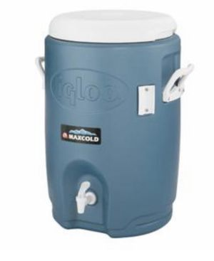 "Igloo Max Cold 5 gallon water cooler, never used ""like new"" for Sale in Sun City, AZ"
