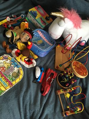 Lot of kids toys and games for Sale in Lake Alfred, FL