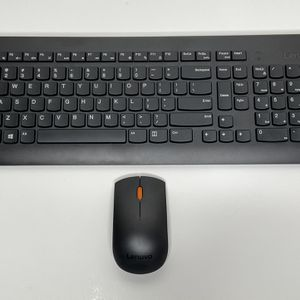 Lenovo Keyboard and Mouse Wireless for Sale in West Palm Beach, FL