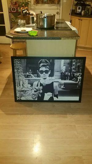 Aubrey Hepburn picture for Sale in Portland, OR