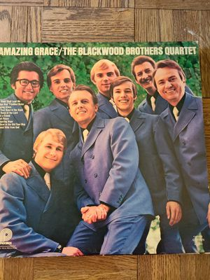 The Blackwood Brothers Quartet Amazing Grace Album for Sale in Anderson, SC