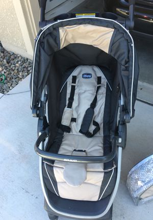 Chicco lightly used car seat and stroller. Boppy infant pillow and snoogle. Barely used. for Sale in Hollister, CA