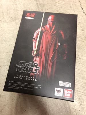 Star Wars figure Bandai movie realization toy for Sale in Glendale, CA