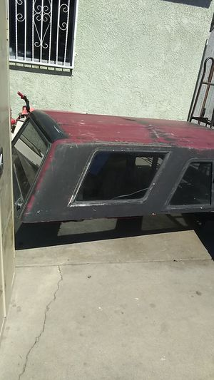 Skilcraft camper for Nissan small truck for Sale in Compton, CA