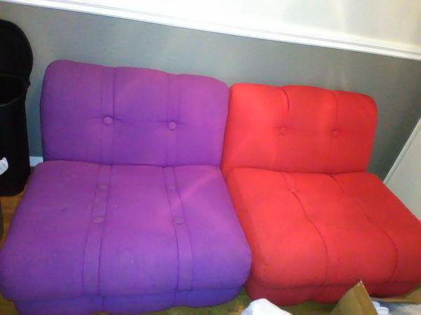 Sofa chairs (2)