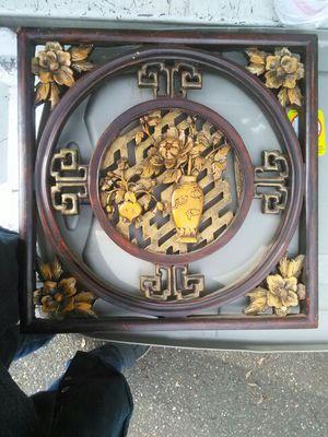 Wooden Asian decor for Sale in Lodi, CA
