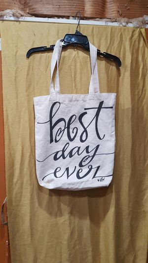 Best day ever (Thicker material) tote bag for Sale in Portland, OR