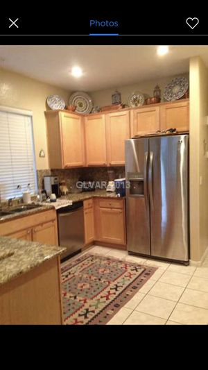 10 x12 kitchen cabinets with appliances for Sale in Las Vegas, NV