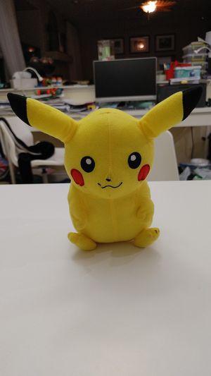 Pikachu stuffed animal for Sale in Elk Grove, CA