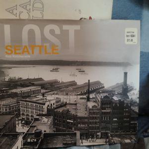 Lost Seattle, Rob Ketcherside, Hardback for Sale in Auburn, WA
