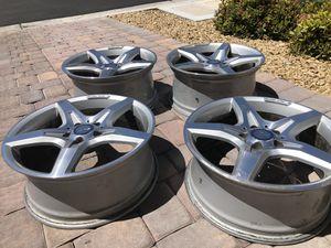 """Mercedes SLK (172 Type) 18"""" rims for Sale in Las Vegas, NV"""