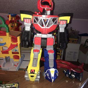 Big transformer toy for Sale in Virginia Beach, VA