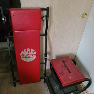 Creeper And Rolling Chair for Sale in Gladstone, OR