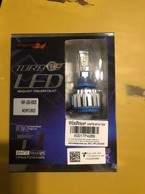 Win power 9005 LED Headlights w/conversion kit for Sale in San Antonio, TX