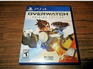 Overwatch PS4 for Sale in Baltimore, MD