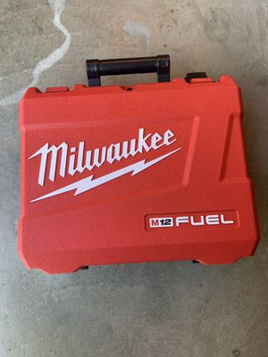 Milwaukee blow molded case for Sale in El Cajon, CA
