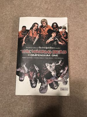 The Walking Dead Compendium (Volume 1-8) for Sale in Salem, NH