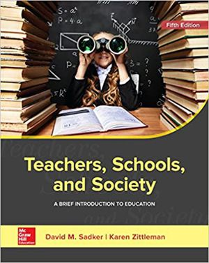 Teachers, Schools, and Society: A Brief Introduction to Education for Sale in Corona, CA