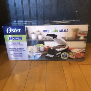 Oster Minute Table Grill for Sale in Boston, MA