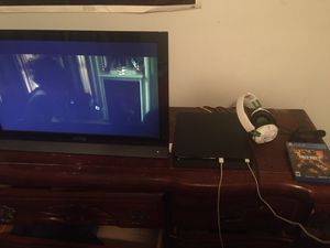 PS4 Slim + Turtle beach Headseat & Call of Duty for Sale in Hapeville, GA