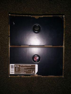 DS Sz 9.5 Air Jordan Raging Bull 5s for Sale in Salt Lake City, UT
