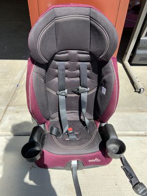 Even flo car seat for Sale in Stockton, CA