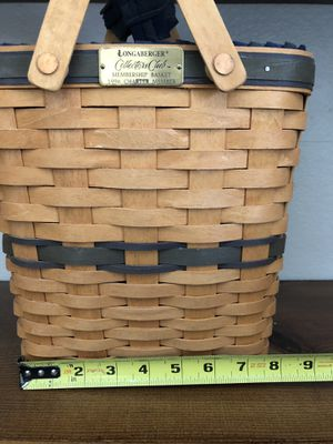 Longaberger Collectors Club combo for Sale in Moreno Valley, CA