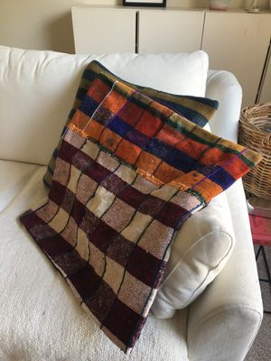24x24 wool pillow case for Sale in Seattle, WA