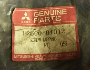 Genuine Mitsubishi forklift parts for Sale in Venice, IL