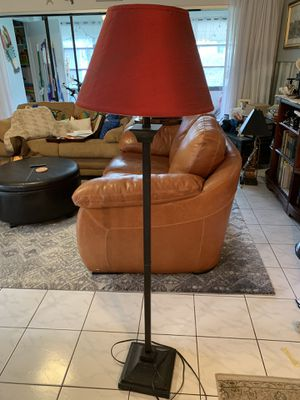 Floor Lamp for Sale in Delray Beach, FL