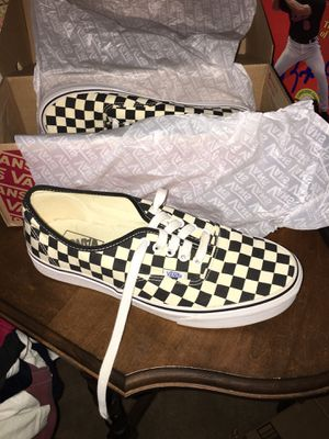 Checkerboard Vans for Sale in Salisbury, MD