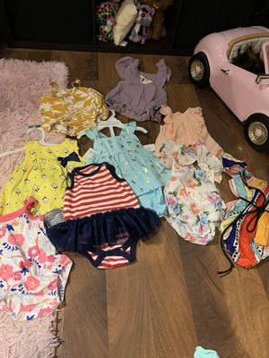 Baby girl clothes for Sale in Bingham Canyon, UT