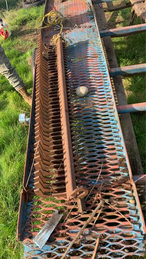"""Homemade rock rake for tractor 60""""wide for Sale in Tacoma, WA"""