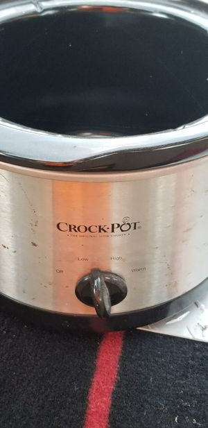 Crock pot for Sale in San Diego, CA