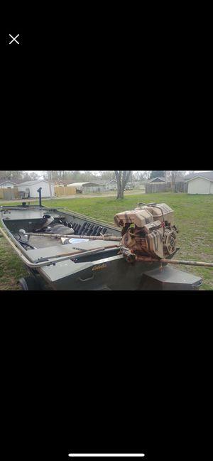 Long tail mud motor for Sale in Wichita, KS