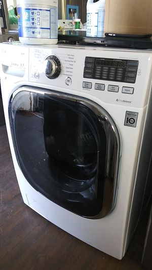Lg Front Load Washer Inverter Direct Drive for Sale in Corona, CA