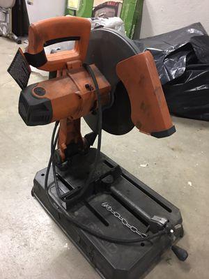 Rigid 14 inch chop saw for Sale in Ramona, CA