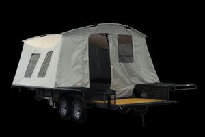 Jumping jack trailer 6x17 for Sale in Battle Ground, WA