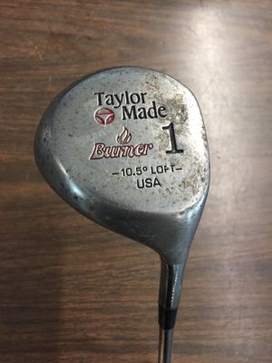 Taylor made burner 1 10.5 degree golf club for Sale in Orlando, FL